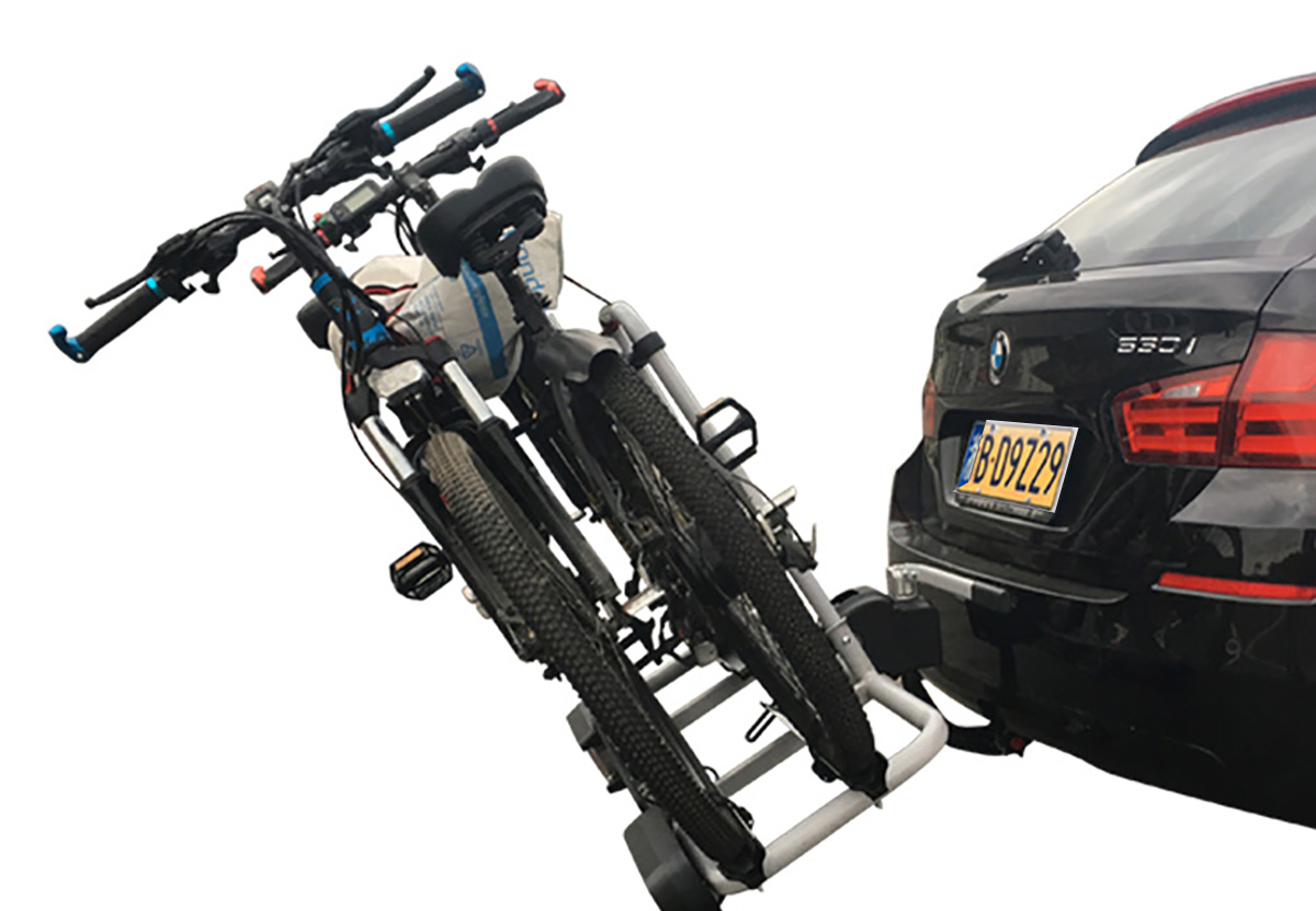 Multi function fat bike carrier